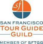 [logo: Membre de San Francisco Tour Guide Guild]