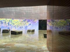 Entrée du musée Deyoung San Francisco
