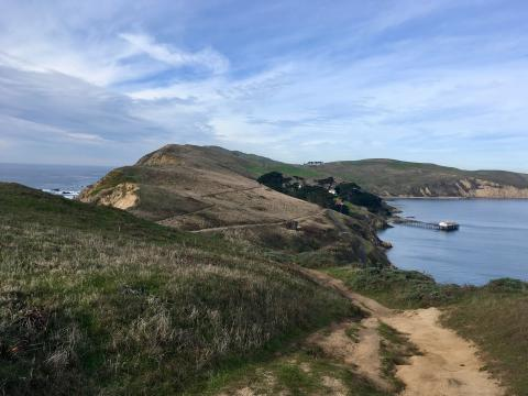 [Photo :  Point Reyes]