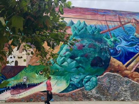 Photo : Murals San Francisco